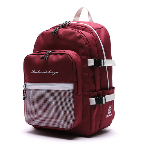OH OOPS BACKPACK (BURGUNDY)