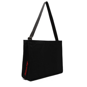 MURMUR SHOULDER BAG (BLACK)