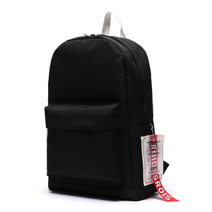 LABEL POINT DAYPACK (BLACK)