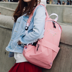 MUGUNGHWA BACKPACK (PINK)