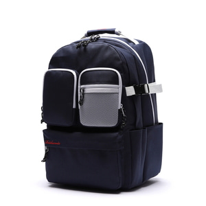 HUSH BACKPACK (NAVY)