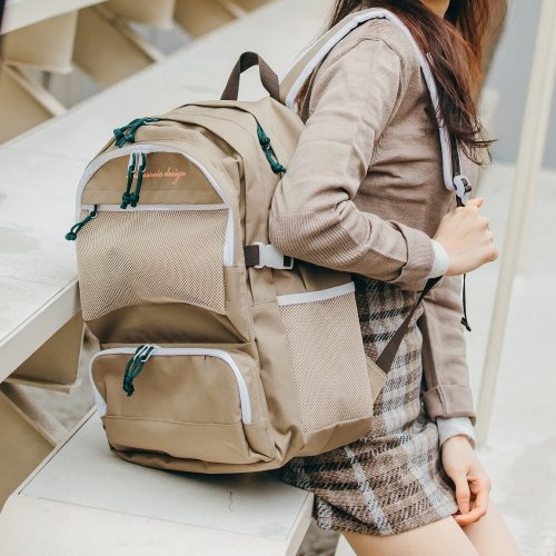 [로아드로아x콜카] RAMI OMG BACKPACK (SAND)