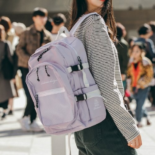 OH OOPS BACKPACK (LAVENDER)