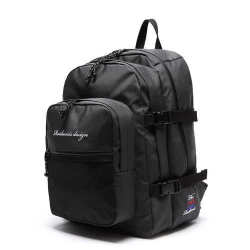 OH OOPS BACKPACK (JET BLACK)