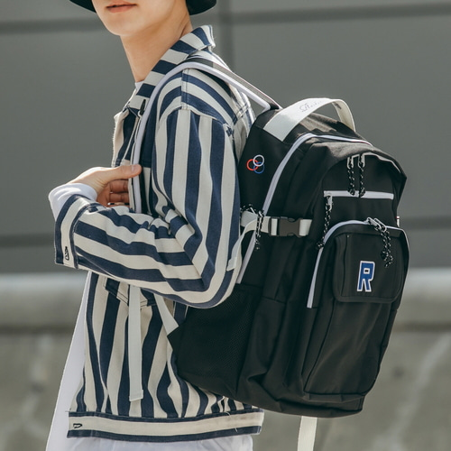 OH OOPS COVE R BACKPACK (BLACK)