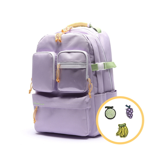 HUSH BACKPACK (FRUIT)