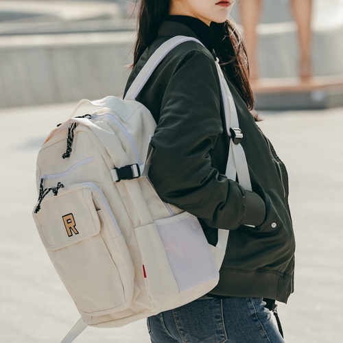 OH OOPS COVE R BACKPACK (IVORY)