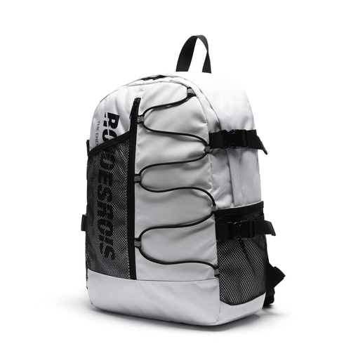 RDR TWO FACE BACKPACK (WHITE)