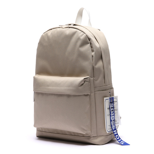 LABEL POINT DAYPACK (BEIGE)
