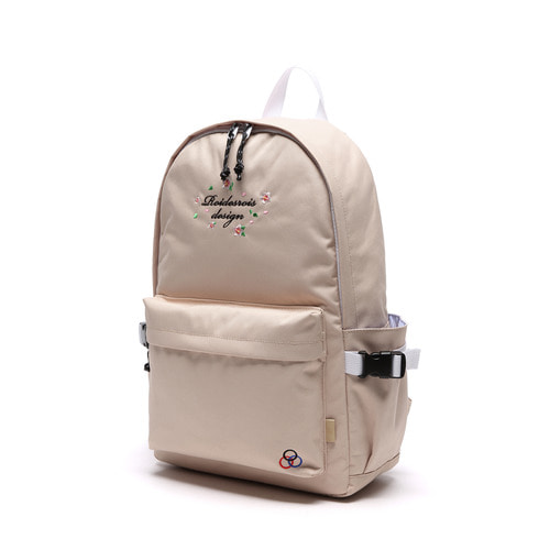 MUGUNGHWA BACKPACK (BEIGE)
