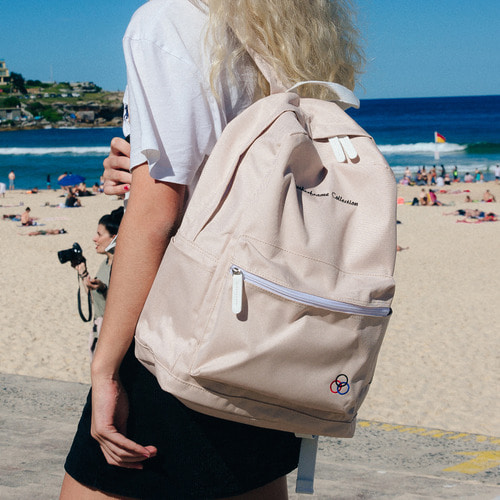 YUM YUM BACKPACK (IVORY)