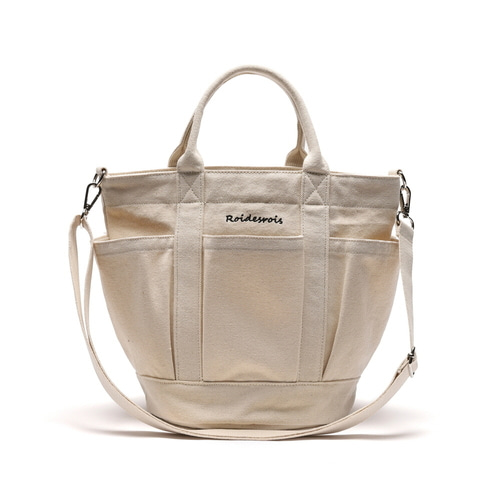 HOHUM TOTE CROSS BAG (IVORY)