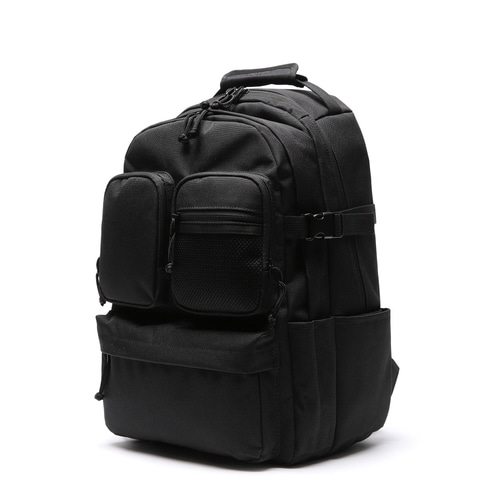 HUSH BACKPACK (ALL BLACK)