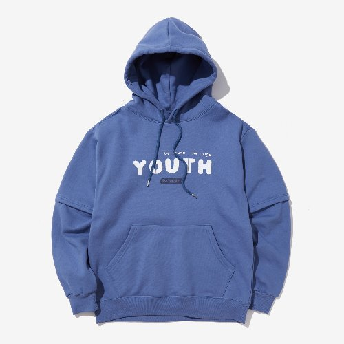 LIVE YOUTH HOOD (BLUE)